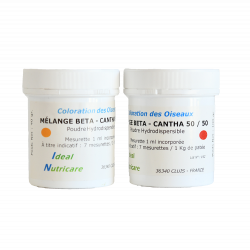 Mélange Cantha/B-carotène...